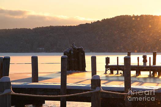 Michael Mooney - Town Docks 1-20-12 Sunrise