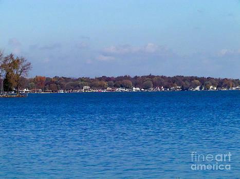 Towns of the lake  by Alisha Greer