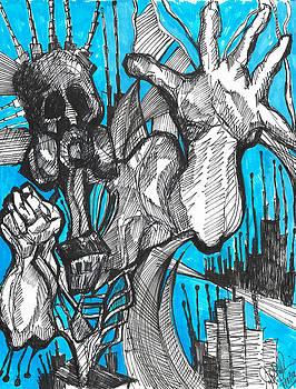 Jon Baldwin  Art - Toxin