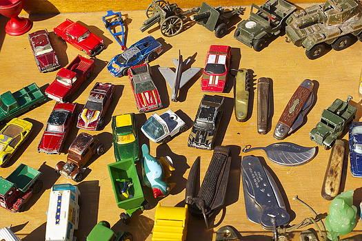 Toy cars by Michael Clarke JP