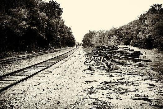 TONY GRIDER - Tracks and Timber