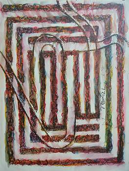 Tractor Maze by Bob Rowell