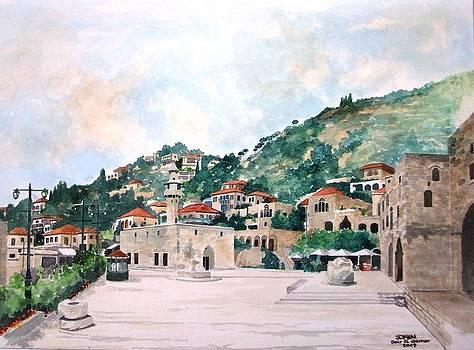 Traditional Deir el qamar by Samir Sokhn