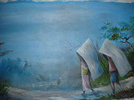 Jason Sentuf - Traditional umbrella
