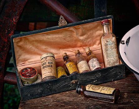 Trail Medicine by Charles Fletcher