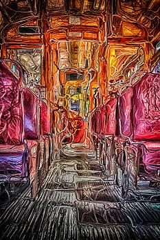 Tram Lines by John Monteath