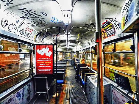 Tram by Uros Zunic