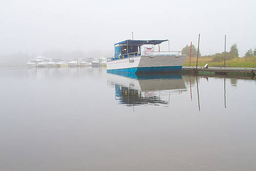 Karol Livote - Tranquil Harbor