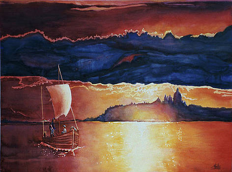 Shelly Leitheiser - Tranquil Voyage