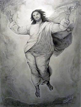 Transfiguration-Raphael by Miguel Rodriguez