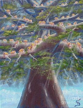 Tree Houses from Arboregal by Dumitru Sandru