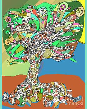 Tree by Joyce Goldin