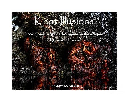 Wayne Nielsen - Tree Knot - Knot Illusions TM  Collection One