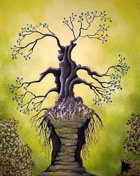Tree of Agony by Edwin Alverio