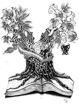 Tree Of Knowledge by Kevin Lea
