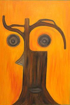 Tree Of Knowledge by Yaron Ari