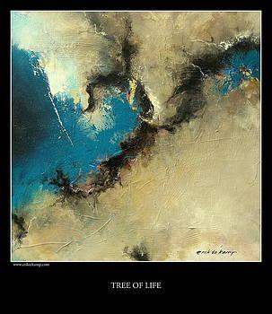 Tree of Life by Erik Te Kamp