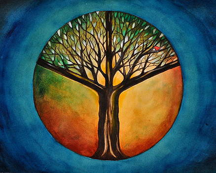 Tree of Life by Laura Shepler