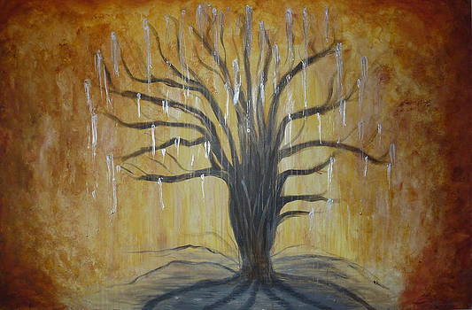 Tree of Life by Liz Angeles