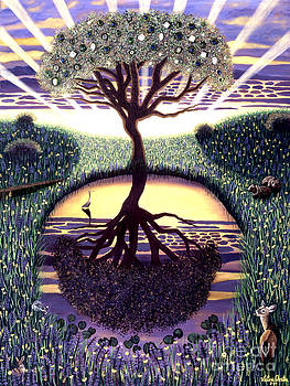 Tree of Life by Victoria Christian