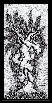 Tree of Wisdom by Lika Khujadze