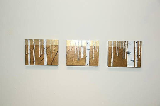 Trees by Laura  Hering