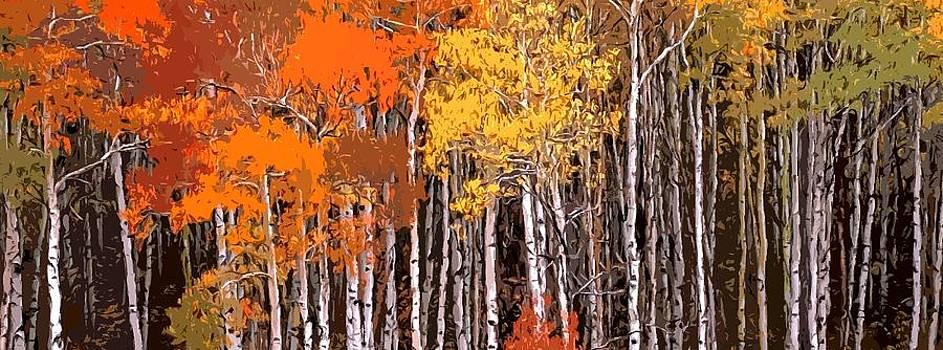 Trees by Lelia DeMello