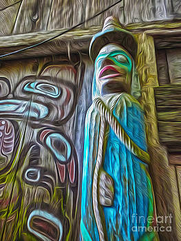 Gregory Dyer - Trees of Mystery - Totem - 02