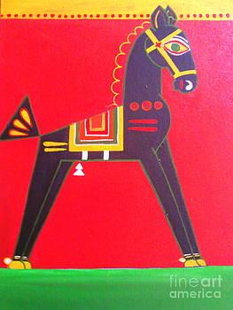 Tribal Art by Rekha Artz