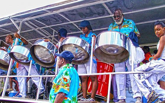 Trini Mas - Feel d' Rhythm by Rosa Mahabir