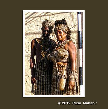 Trini Mas - Trini Couple by Rosa Mahabir