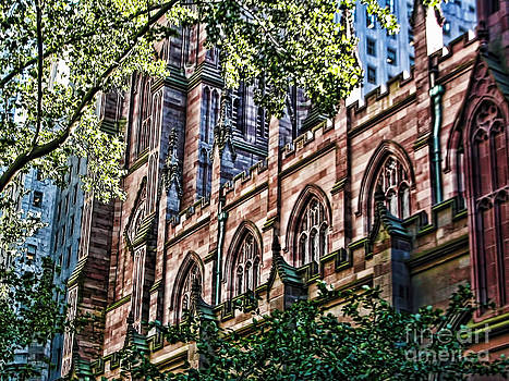 Anne Ferguson - Trinity Church - Downtown NYC