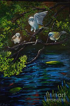 Trinity  by Patricia Reed