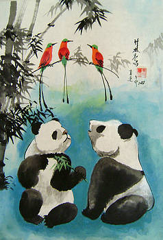 Trio Orchestra by Lian Zhen