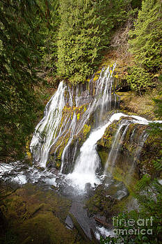 Triple Falls by Bruce Smalley