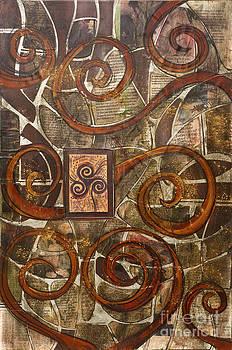 Triskele by Kristie Hayes-Beaulieu