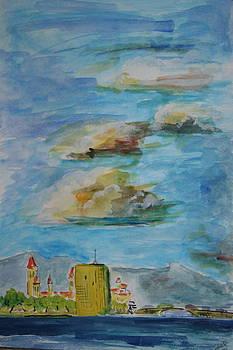 Trogir Croatia Dalmatia by Mladen Kandic
