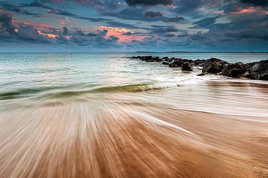 Tropic Sky by Evgeni Dinev