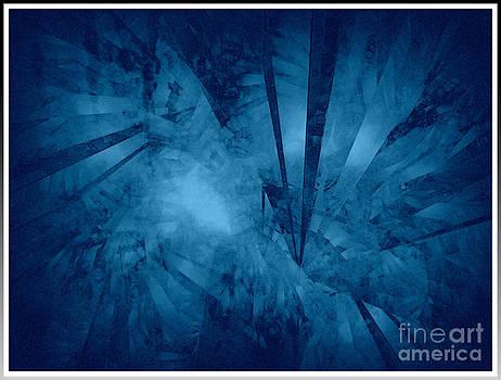 Tropical Blue by Ruth Kongaika