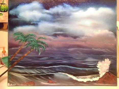Tropical Nights by Thomas Hostvedt