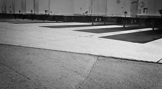 Truck Lines by Tom Bush IV