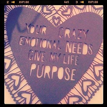 Truer Words Never Spoken by Emily Ward
