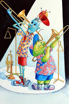 Hanne Lore Koehler - Trumpet Trombone and Triangle Tunes