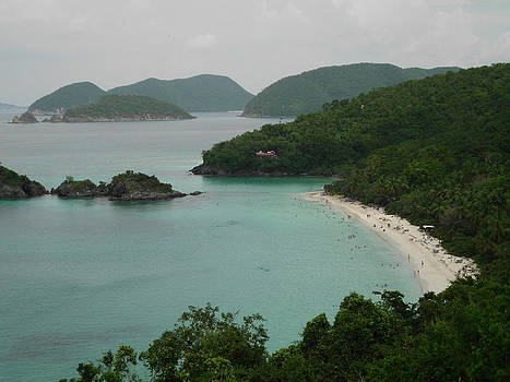 Trunk Bay by Eve Ustas
