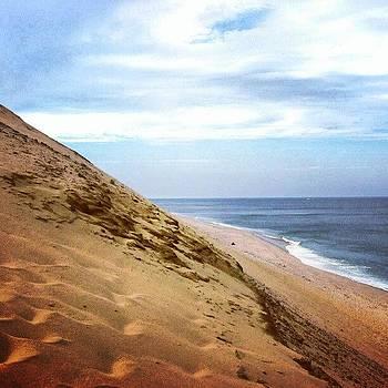 Truro Dunes by Stan Homato