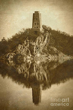 Royce  Gideon - Tucker Tower in Sepia