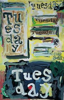 Tuesday by Jay Manne-Crusoe
