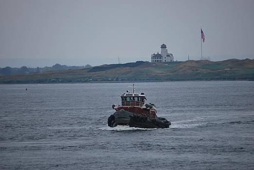 Michelle Cruz - Tug Boat