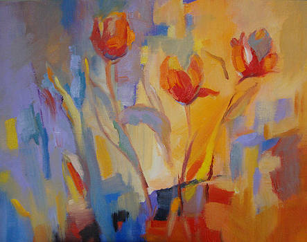 Marty Husted - Tulip Song