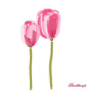 Tulip by Watcharee Suebkhajorn